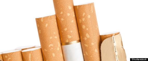 SMOKING SHORTENING LIFE