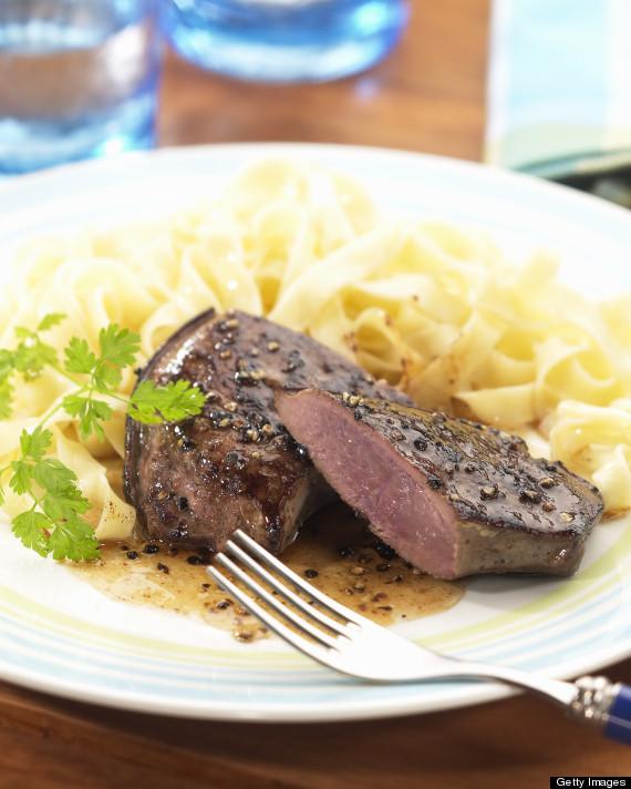 calf liver