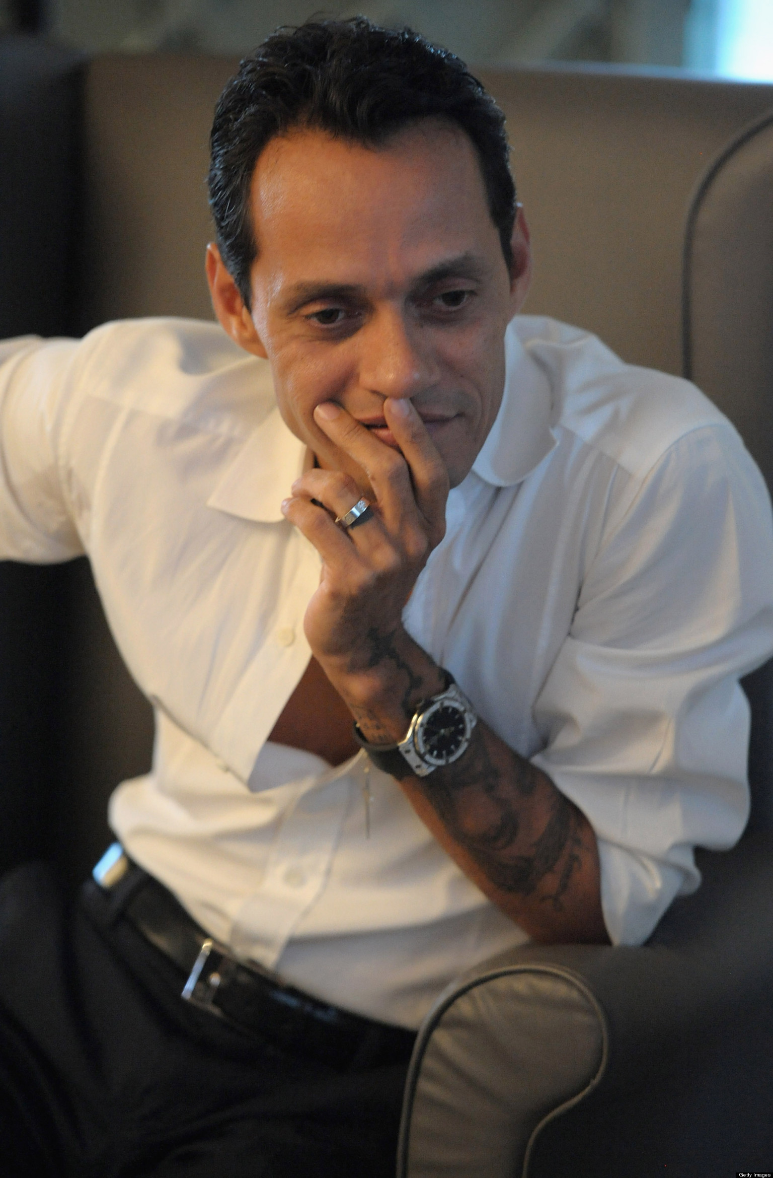 Marc Anthony Premieres 'Vivir Mi Vida' Making A Triumphant ...