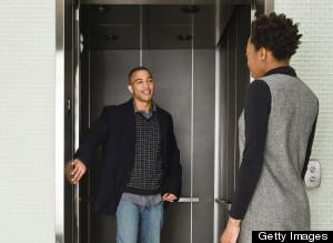 holding elevator