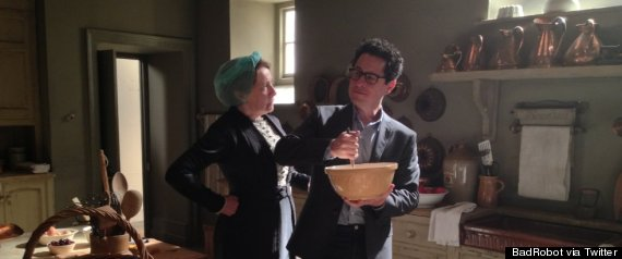 DOWNTON ABBEY JJ ABRAMS