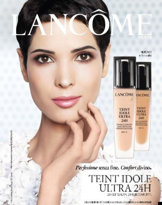 lancome advert rorie weisberg sues