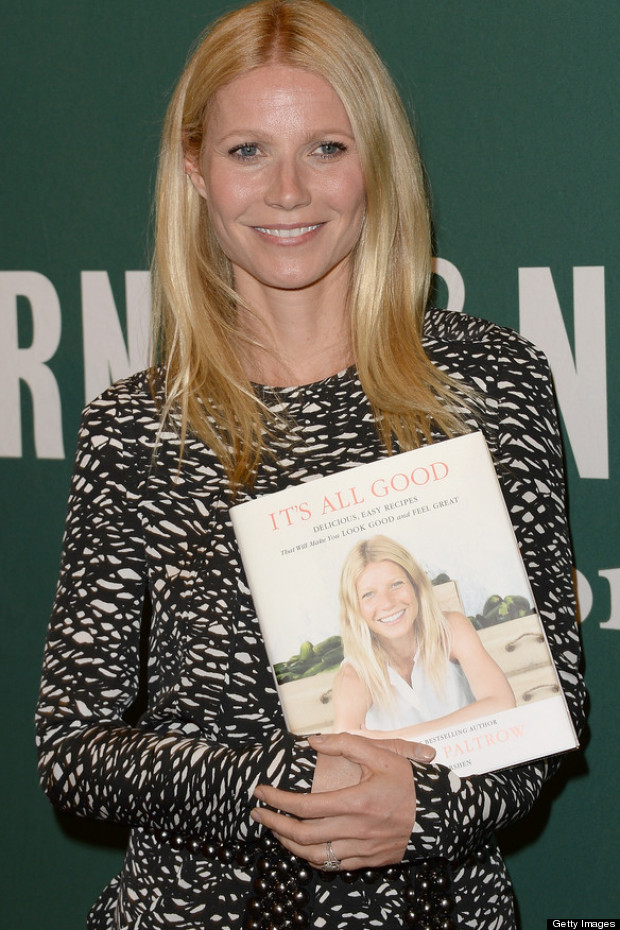 gwyneth paltrow book