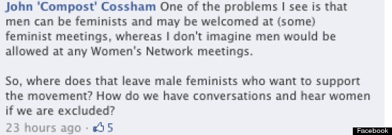 york university feminism
