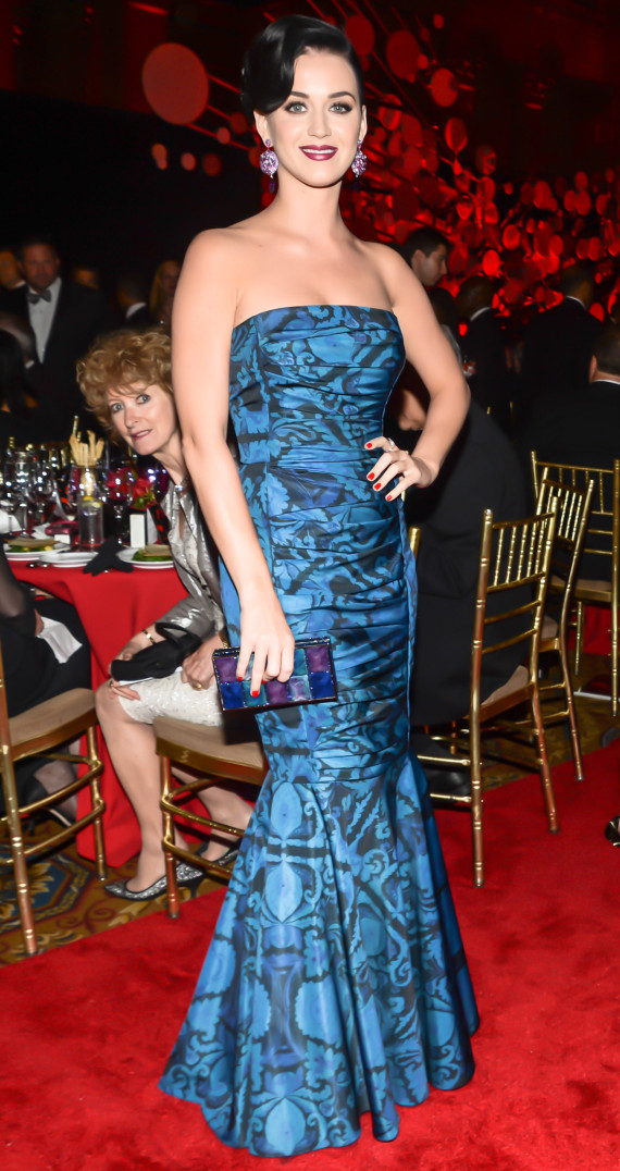 katy perry photobombed