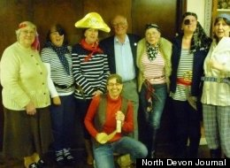 LOOK: WI Group In Epic Pirate Fail