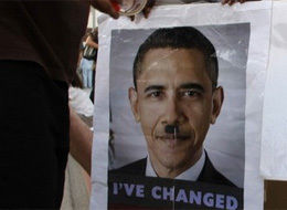 Obama Hitler Analogy