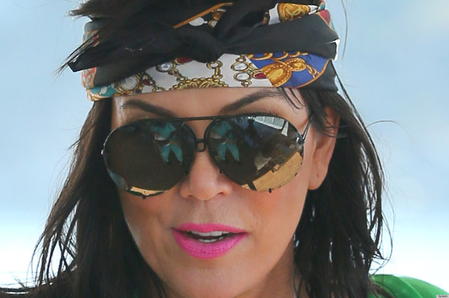 PHOTOS: Kris Jenner Debuts Long Hairstyle