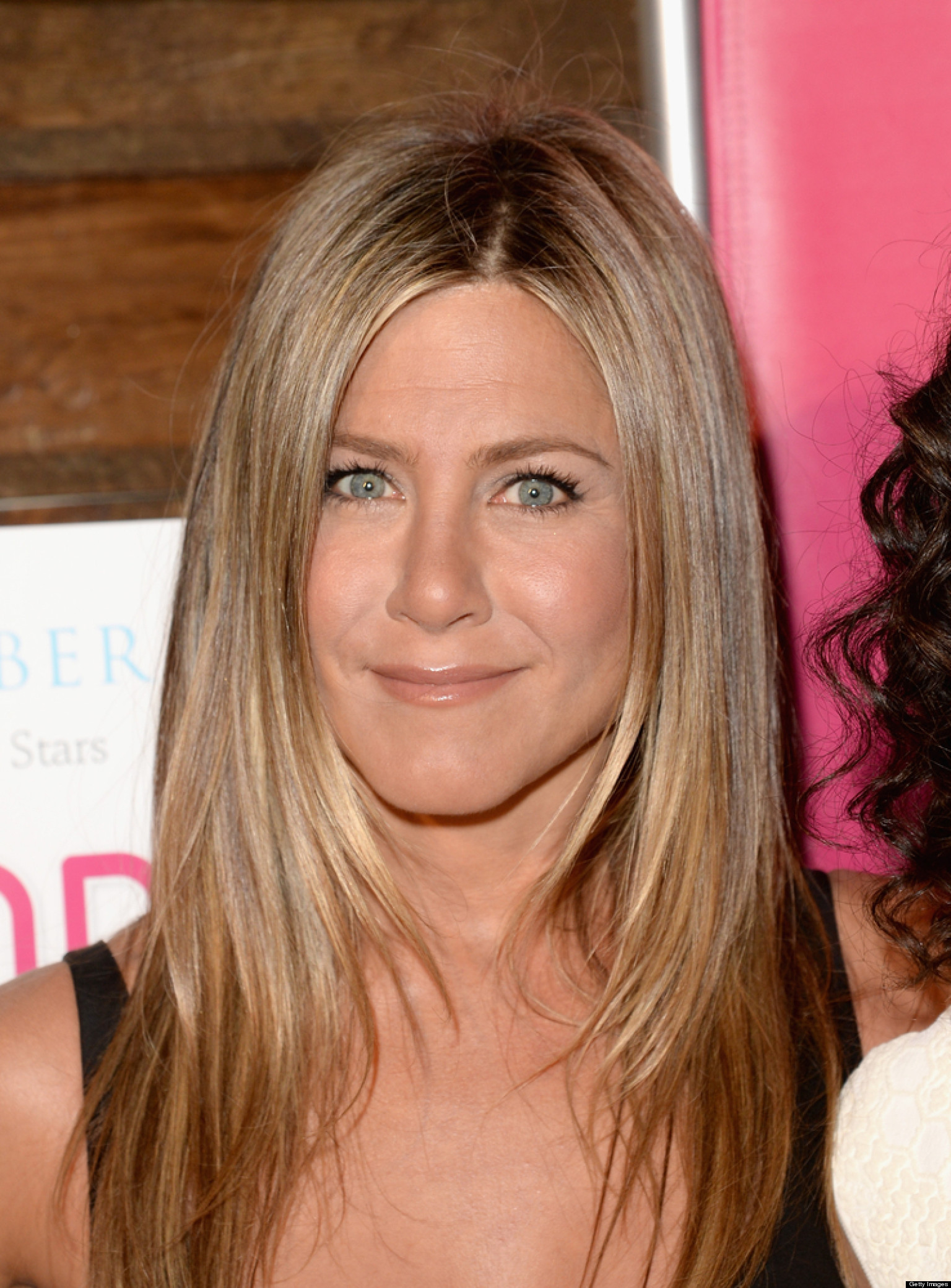 Jennifer Aniston Was A Lot Rounder When She Young