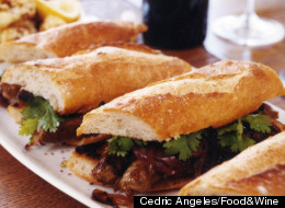Recipe Of The Day: Merguez Sandwich
