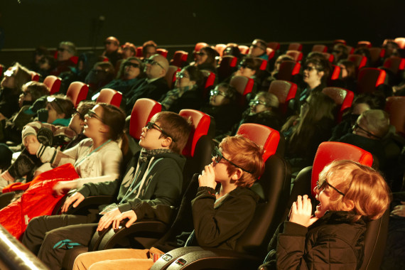 4d cinema paultons