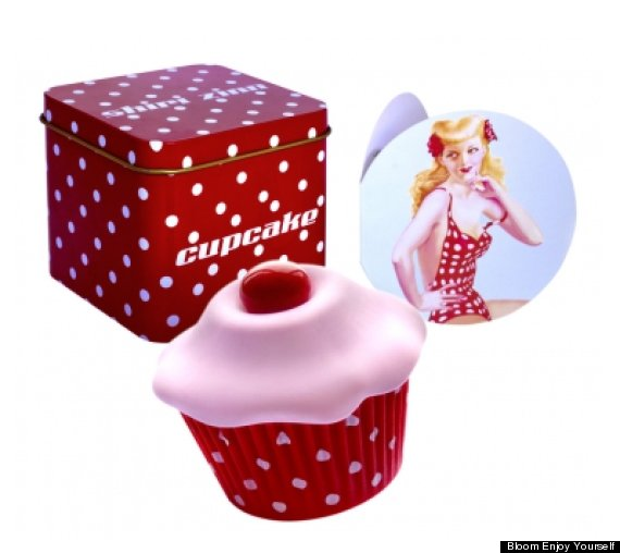"SNAPSHOT: Ladies, does this ""Cupcake Vibrator"" look practical?"