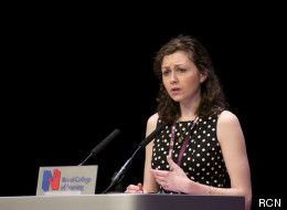 WATCH: Student Stand Up And Defend NHS At Conference