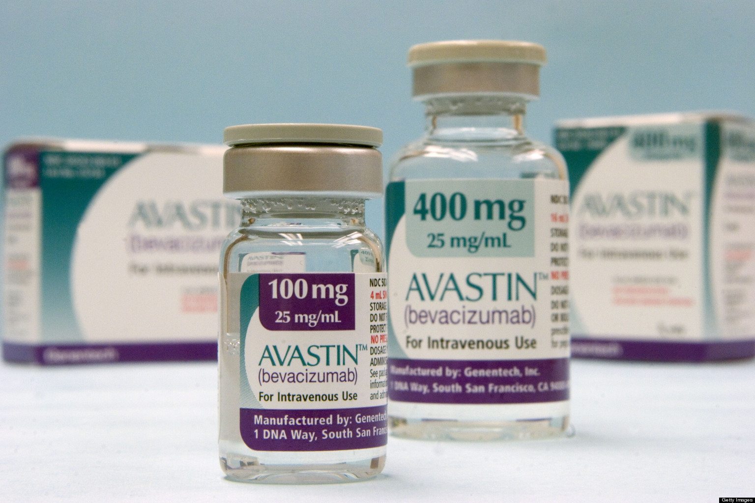 Avastin Cancer Drug Avastin Tied To 2