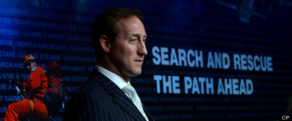 PETER MACKAY SEARCH AND RESCUE