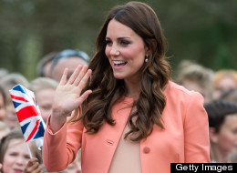 Kate Middleton Second Baby