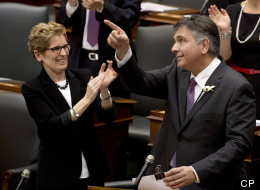 Ontario Liberals Turn LEFT With $127 Billion Budget