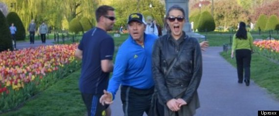 25 Best Celebrity Photobombs Ever | TheTalko