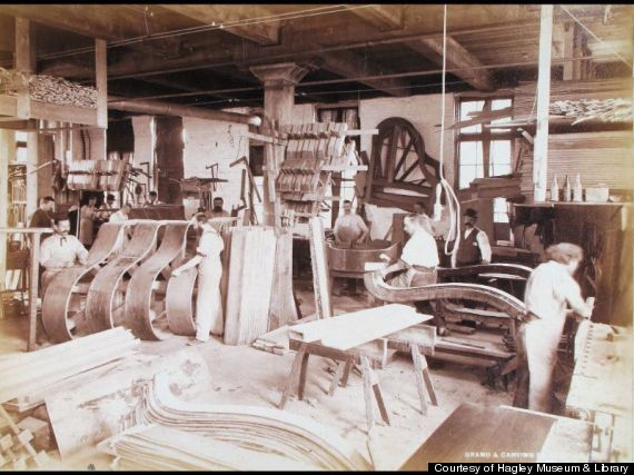 blasius and sons piano factory