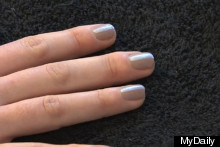 Shine! A Lesson In Metallic Nail Art From Butter London's Katie Hughes