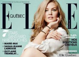 ELLE Quebec y su modelo 'plus size' en portada (FOTO, VIDEO)