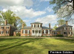 For Sale: 18th Century Plantation Designed By Thomas Jefferson