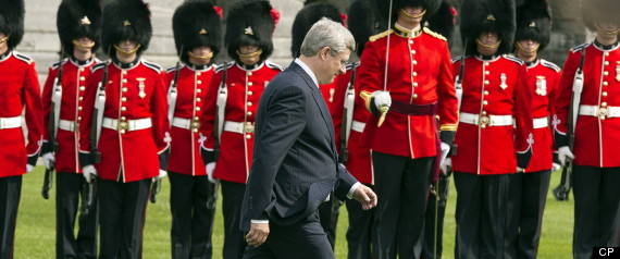 Stephen Harper History War Of 1812