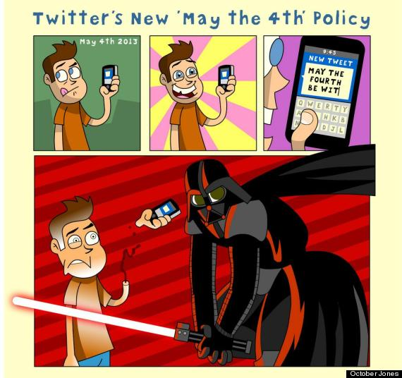 star wars day may fourth twitter