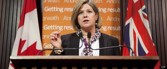 ANDREA HORWATH ONTARIO BUDGET NDP