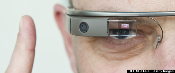 GOOGLE GLASS SWEARING