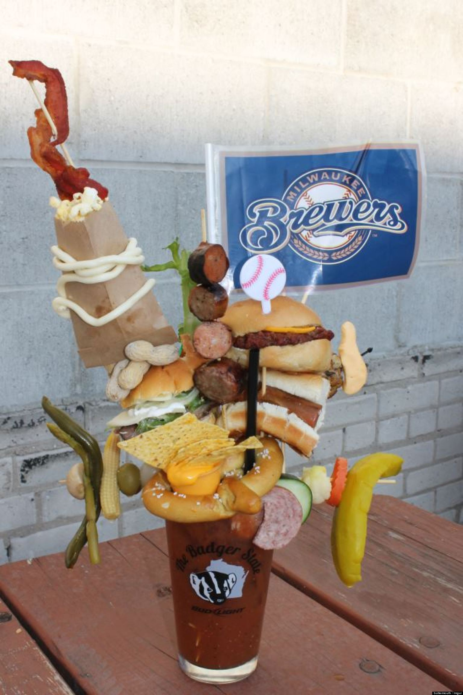 The Most Insane Bloody Mary We've Ever Seen Comes From O ...
