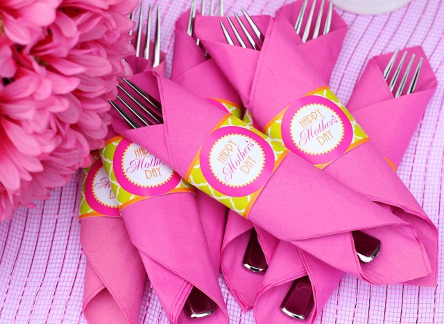 Mother S Day 2013 Set Up Your Party With 7 Free Printable