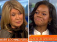 Martha Stewart To Gabby Douglas: 'I Didn't Recognize You With Clothes On'