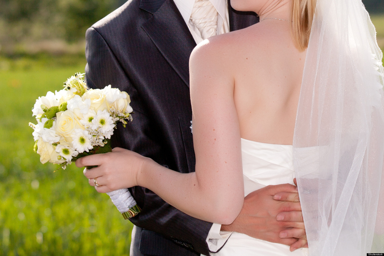 Marriage Rates Are Increasing For A Surprising Reason