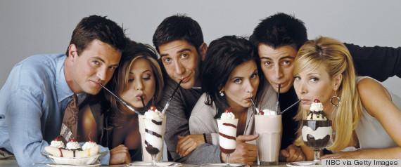 FRIENDS TV TRIVIA