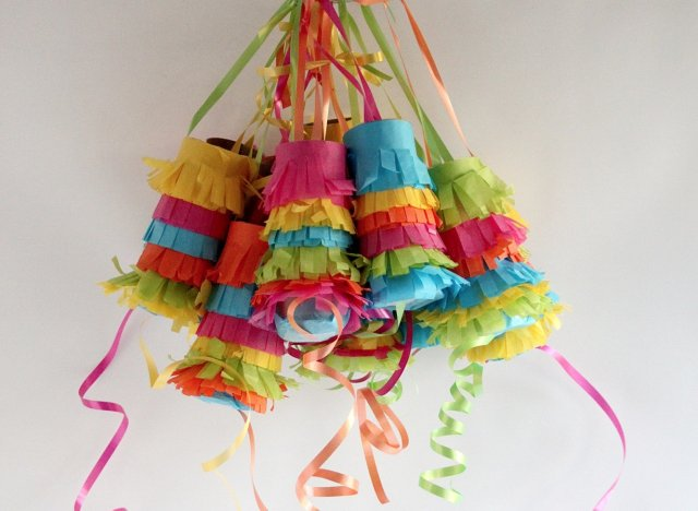 pinata crafts