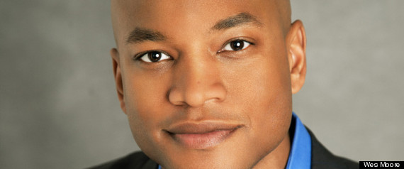 Wes Moore Never Say Fatherless Son