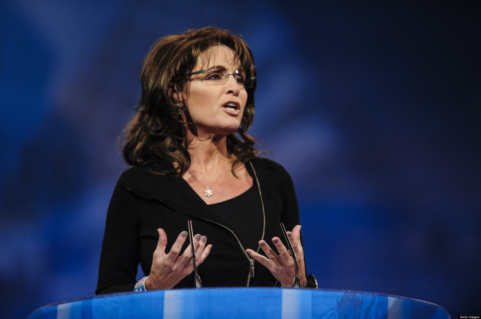 Sarah palin at nra meeting we must stand up and fight for our