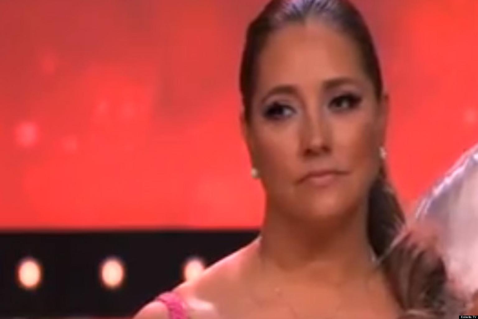 Gaby Rivero le raya el auto a ejecutivo de Estrella TV y ...