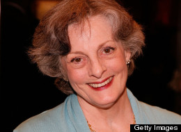 Dana Ivey, Not Maggie Smith