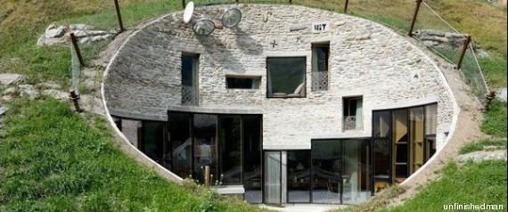 Case nella terra ecco le pi belle del mondo dalla - Le piu belle case moderne ...