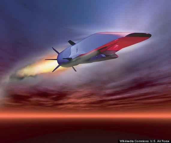 waverider hypersonic