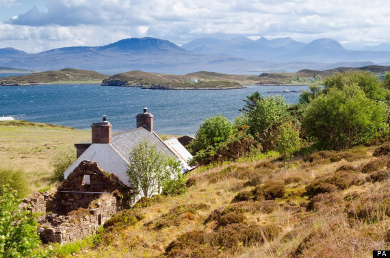 scottish island for sale