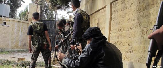 Syrie Gaz Sarin