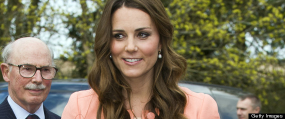 Kate Middleton Baby Name