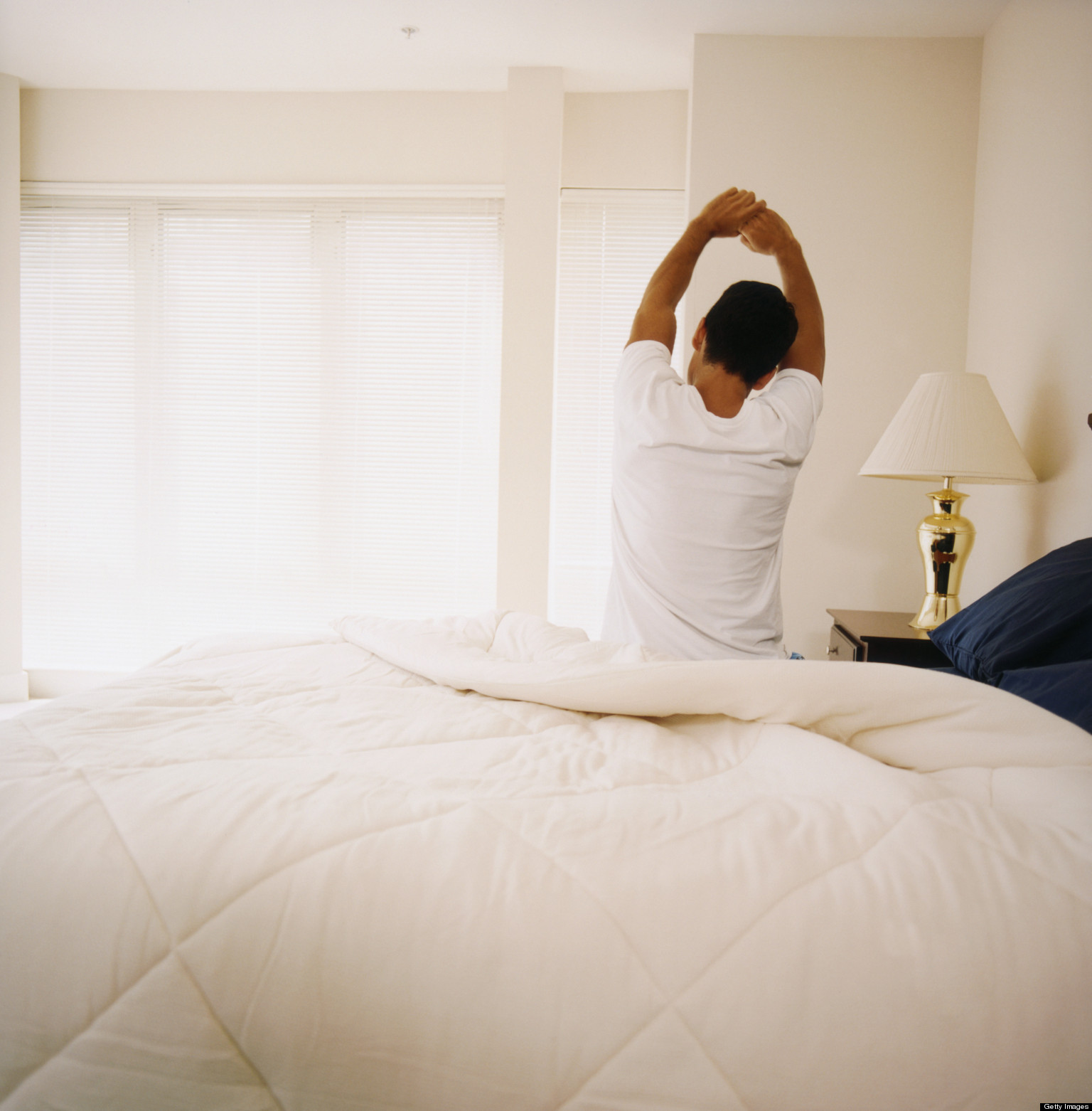 - Back Pain? 5 Stretches To Do Before Getting Out Of Bed HuffPost
