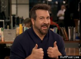 Joey Fatone's Stomach-Turning Family Recipe Experience