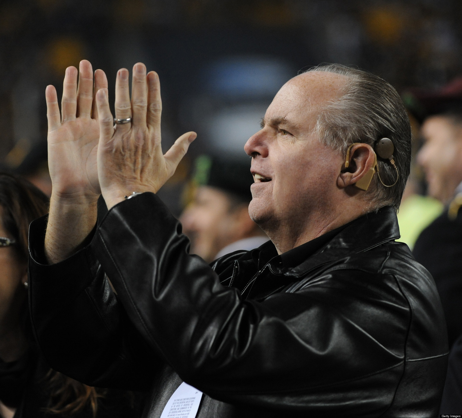 the influence of rush limbaugh in the style of talk radio Inside rush limbaugh's mega-millions florida mansion  this mansion is his reward for being the most listened-to talk-radio host in america, a title he has held for 20 years  style & beauty.