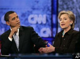 Clinton Obama Sixty Minutes