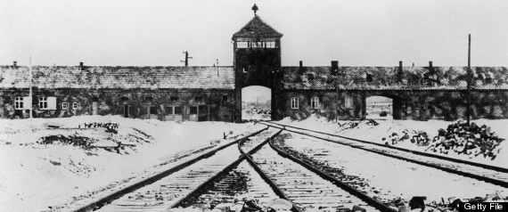 AUSCHWITZ GUARD ARRESTED GERMANY